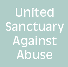 United Sanctuary Against Abuse logo